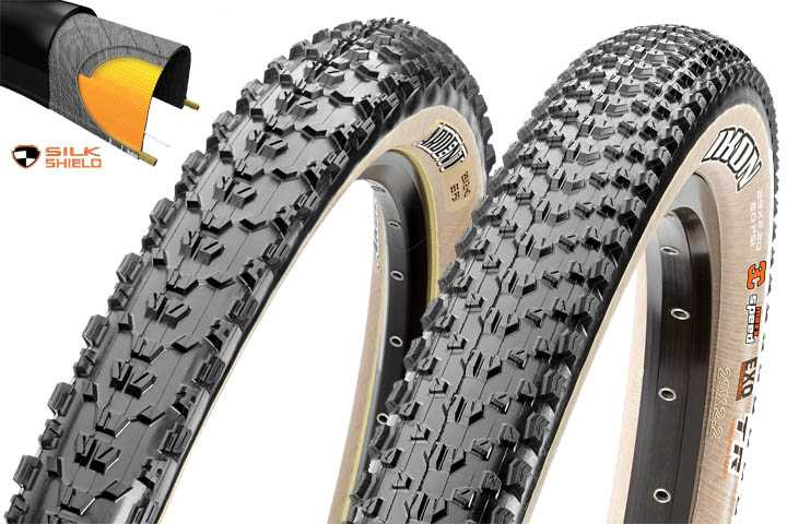 Maxxis Ikon y Ardent
