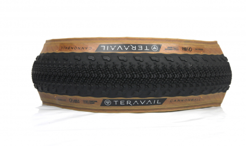 Pneu Teravail Cannonball - Light and Supple - Tubeless Ready